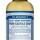 Dr Bronners Magic liquid soap pepermunt 60 ml