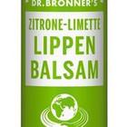Dr Bronners Lipbalsem citroen limoen