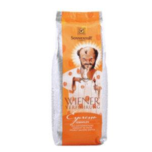 Sonnentor Espresso koffie gemalen - Weense verleiding bio 500gr.