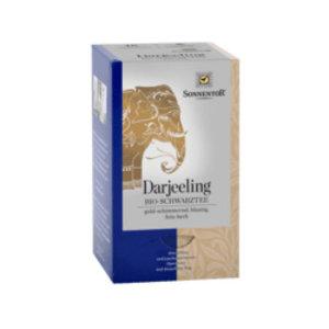 Sonnentor Darjeeling thee bio 27gr. 18 stuks