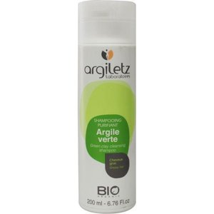 Argiletz Kleishampoo BIO vet haar / Shampoo oily hair purifying