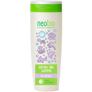 Neobio Baby 2 in 1 Bad & Shampoo