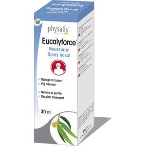 Physalis Eucylaforce neusspray 30ml