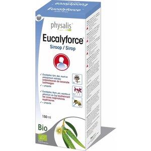 Physalis Eucylaforce siroop suikervij 150ml