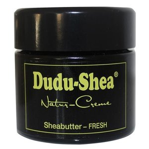 Dudu Shea Sheabutter 100% - fresh (koudgeperst/icada) 100ml