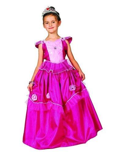 "Magicoo Kinderkostüm Prinzessin rosa ""Diana"""