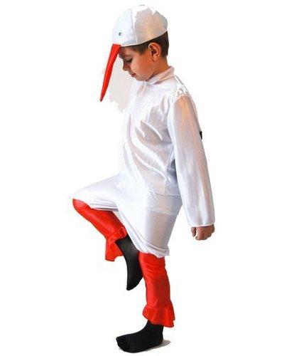 Magicoo Vogelkostüm - Storch Kostüm für Kinder
