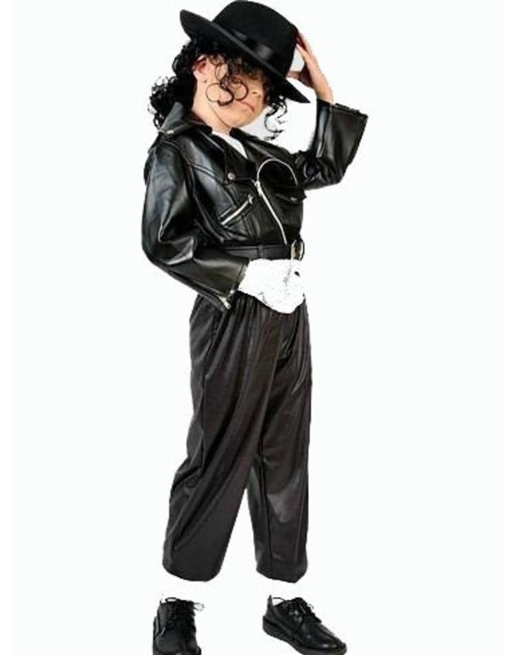 Michael Jackson Kostum Bad Fur Kinder Magicoo De Magicoo