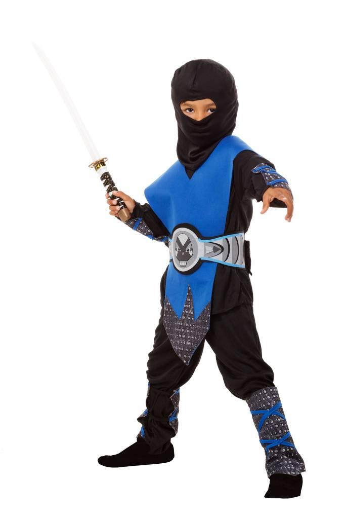 ninja kinder kost m blau. Black Bedroom Furniture Sets. Home Design Ideas