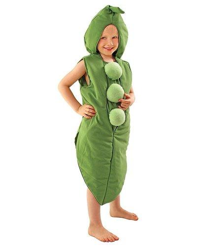 Magicoo Gemüse-Kostüm Kinder – Erbsenkostüm für Kinder