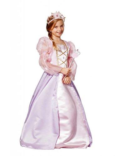 "Magicoo Prinzessin-Kostüm für Kinder rosa lila ""Victoria"""