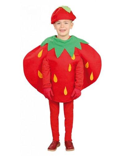 Magicoo Kinderkostüm Erdbeere