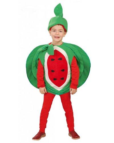 Magicoo Obstkostüm - Wassermelone Kostüm für Kinder