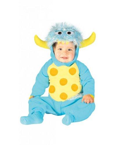 Magicoo Monster Kostüm blau für Babys