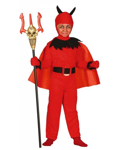 Magicoo Teufel Kostüm für Kind