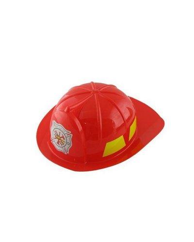 Magicoo Feuerwehrhelm für Kinder rot
