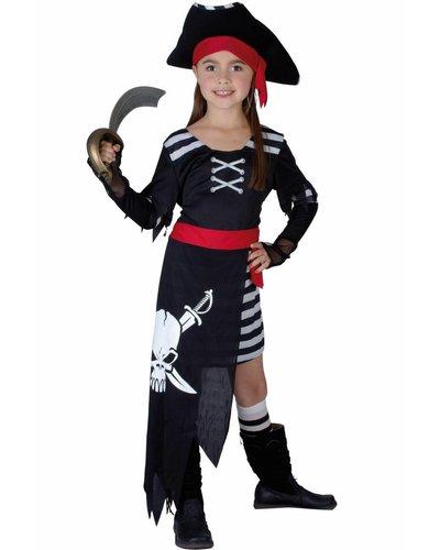 Magicoo Kinderkostüm Piratin