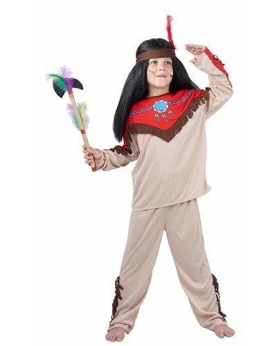 Magicoo Indianer Kinderkostüm