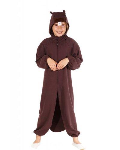 Magicoo Biber Kostüm für Kinder