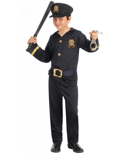 Magicoo Kinderkostüm Polizist