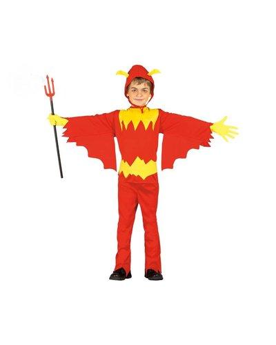 Magicoo Kinderkostüm Teufel