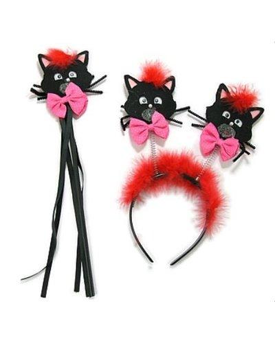 Magicoo Kinder Set mit Katzen für Mädchen