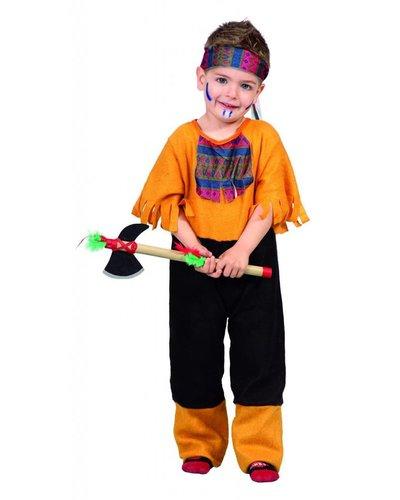 Magicoo Indianer Kostüm für Kind 2-4 Jahre