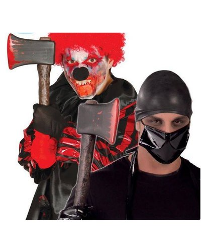 Magicoo Blutige Halloween Axt
