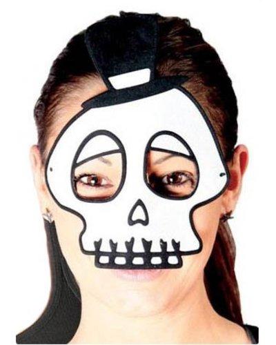 Magicoo Totenkopf-Maske für Halloween