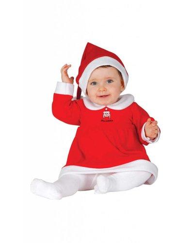 Magicoo Weihnachtskostüm Baby Mädchen