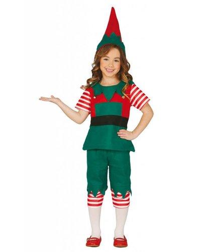 Magicoo Elfen Kostüm Mädchen Weihnachten