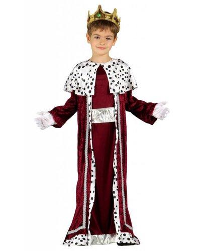Magicoo König Kostüm für Kinder