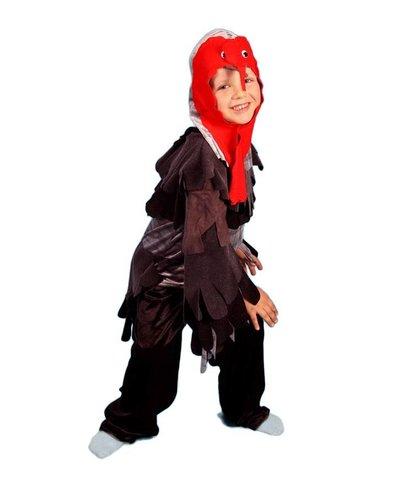Magicoo Vogelkostüm - Truthahn Kostüm für Kinder