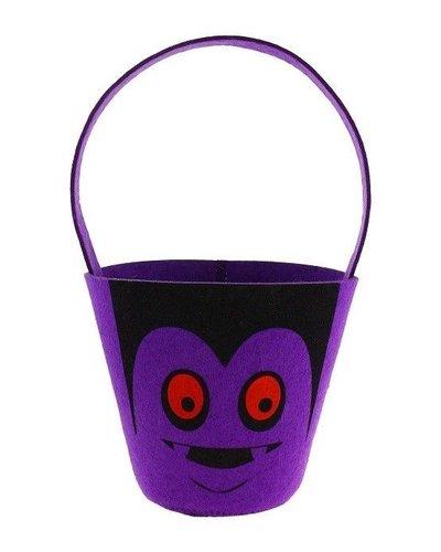 Magicoo Vampirkorb /Hexenkorb für Kinder Halloween