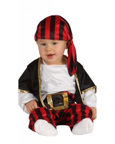 Magicoo Piratenkostüm für Baby Jungen