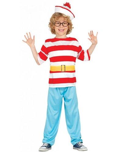 Matrosen Kostüm für Jungen
