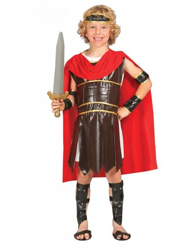 Kostüm Römischer Krieger für Jungen