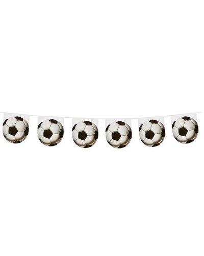 "Magicoo Wimpelgirlande  ""Fußball""  305 cm lang"