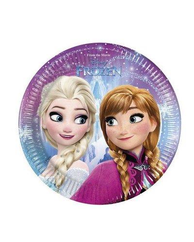Disney 8 Teller mit Frozen-Motiv