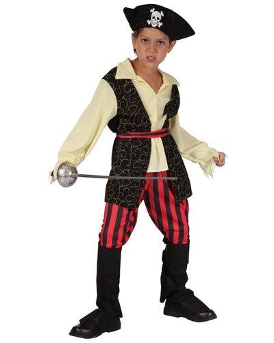 Magicoo Karibischer Pirat - Piraten Kostüm für Kinder