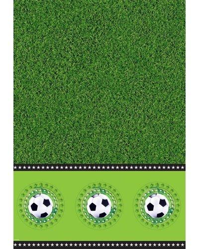 """Magicoo Tischdecke 130x180 cm """"Fußballparty"""""""