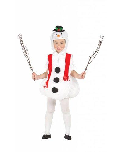 Magicoo Schneemann Kostüm für Mädchen und Jungen