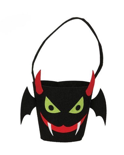Magicoo Vampir-Korb für Halloween