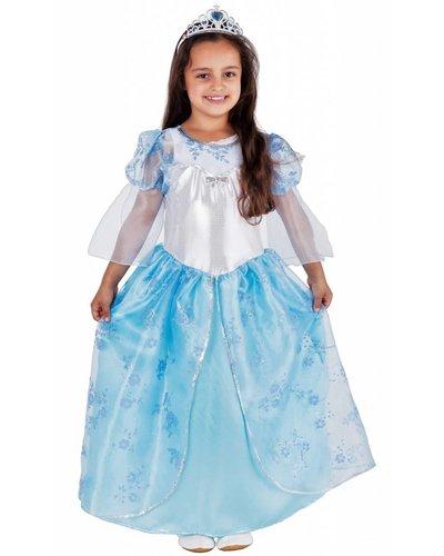 Magicoo Schneekönigin Kostüm für Kinder