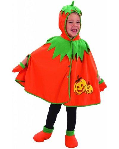 Magicoo Halloween Kürbis Kostüm Mädchen - Kürbiskostüm für Kleinkinder Gr. 92-104