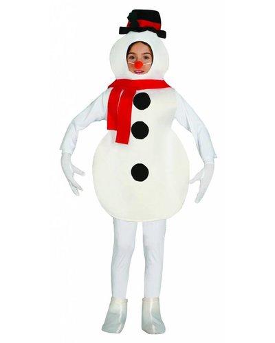 Magicoo Schneemann Kostüm für Kind