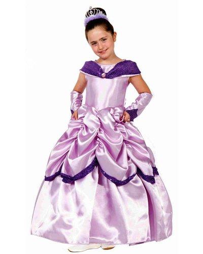 Magicoo Lila Prinzessinnenkleid für Kinder