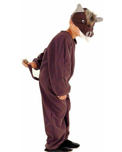 Magicoo Deluxe Wildschwein Kostüm für Kinder