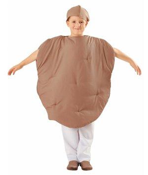 Magicoo Gemüse-Kostüm Kinder – Kartoffel Kostüm für Kinder