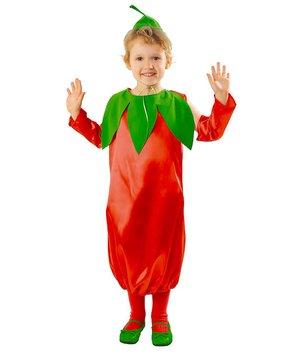 Magicoo Gemüse-Kostüm – Paprika Chili Kostüm für Kinder